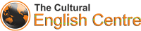 The Cultural English Centre Logo